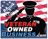 Veteran Owned Business Logo, Veterans Legal Advocates in PA